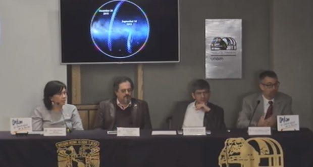 Instala UNAM telescopio para detectar colisiones astronómicas