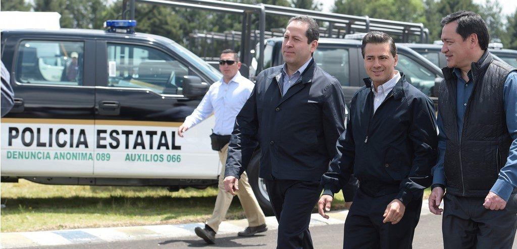 Peña Nieto, inseguridad