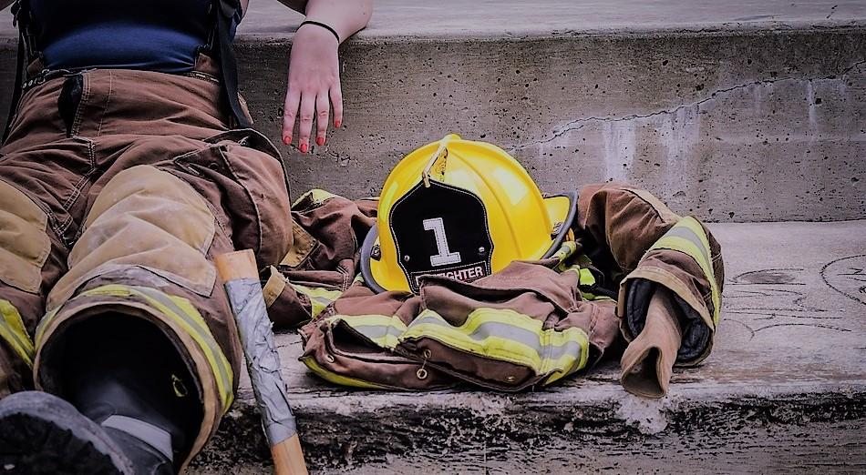 bombero emprendedor