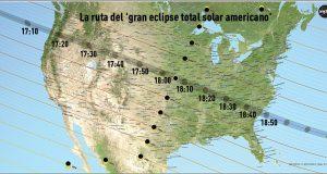 El eclipse solar de agosto puede afectar la electricidad de 7 millones de hogares