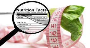 etiquetado nutrimental