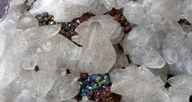 Descubren mineral extraterrestre en una roca volcánica localizada en Argentina