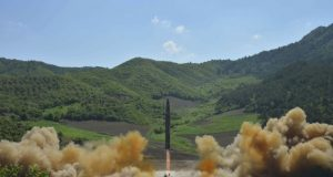 misil corea