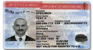 Estos son los cambios al formulario para verificar la autorización para trabajar en Estados Unidos