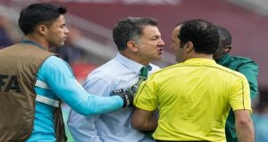 La FIFA sanciona al director técnico de México, Juan Carlos Osorio, con seis partidos
