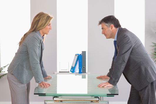 conducta pasivo agresiva