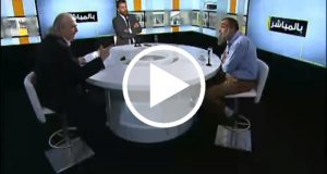 Debate televisivo termina en pelea a golpes [Video]