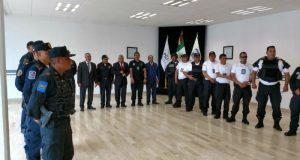 policia Fuerza CONAGO