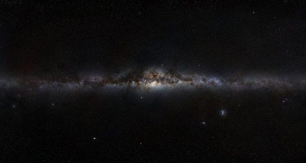 Una nueva investigación indica que hasta la mitad de la materia en nuestra Vía Láctea pudo haber venido de galaxias distantes.