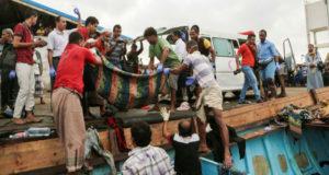 Inmigrantes de Yemen