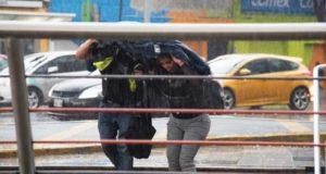 Prepara el paraguas: se espera lluvia y granizo este lunes en CDMX