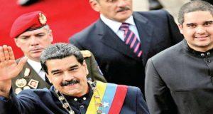 Hijo de Nicolás Maduro amenaza con tomar la Casa Blanca