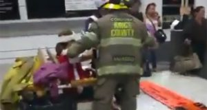 Fue pólvora lo que provocó la estación de un autobús en Veracruz: Yunes