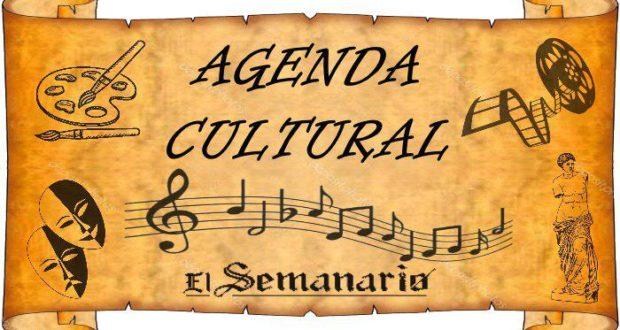Se presenta la agenda cultural de este fin de semana