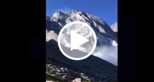 Avalancha en Suiza deja 8 personas desparecidas [Video]