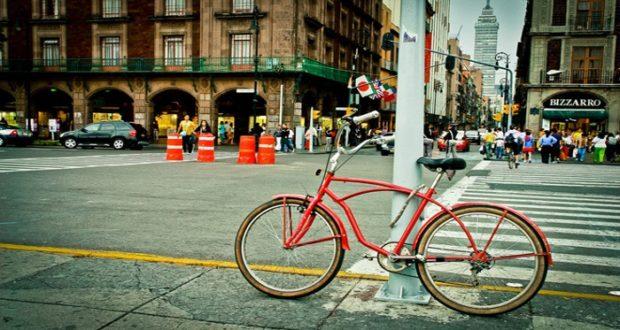 Ir al trabajo en bicicleta disminuye el estrés: Estudio