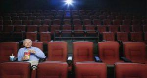 Industria cinematografiara estadounidense tiene su peor fin de semana en 16 años