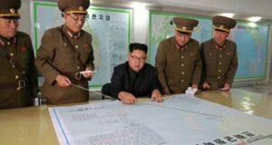EUA realiza ejercicios militares en Asia ante el aumento de las fricciones política con Corea del Norte