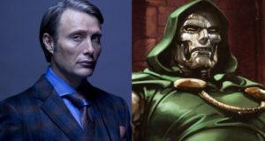 el actor Mads Mikkelsen msotró su interés de interpretar como Dr. Doom