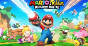 Se revela dos nuevos tráiler para el juego Mario + Rabbids Kingdom Battle