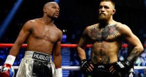 Se anuncia baja en ventas de boletos de Mayweathr vs McGregor