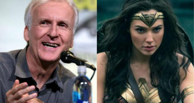 James Cameron comenta sobre el reciente filme la Mujer Maravilla