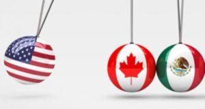 México y Canadá rechazan amenazas de Trump sobre salida del TLCAN