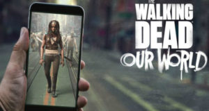 The Walking Dead: Our World será un juego similar a Pokémon Go