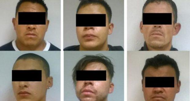 Detienen a 6 secuestradores en Coyoacán; atacaban a una víctima