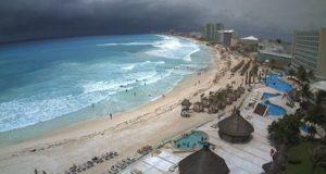 El paso de Franklin por el Caribe mexicano obliga a extremar precauciones ¿Qué hacer en caso ante la presencia de un ciclón tropical como Franklin?
