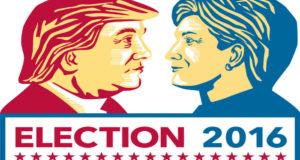 Donald Trump y Hillary Clinton aparecen en el intro de la serie American Horror Story