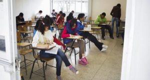 Detectan error en resultados del examen para entrar al bachillerato