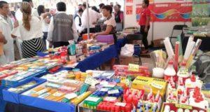 Para cuidar el presupuesto familiar, ahorra en útiles, uniformes y accesorios en la Feria de Regreso a Clases que organiza la Profeco en todo el país.