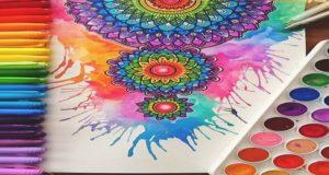 Si tu estado de ánimo está agobiado por tantas presiones, colorear mandalas para reducir el estrés y mejorar tu energía puede cambiarlo todo.