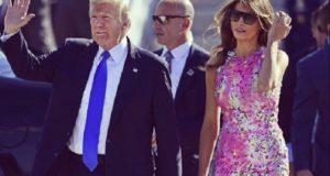 Melania Trump agradece a Chelsea Clinton por defender a su hijo, Barron Trump