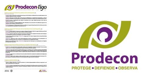 •Boletín de la Procuraduría de la Defensa del Contribuyente: Prodecon.tigo