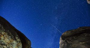 Este fin de semana se podrá apreciar la lluvia de meteoros en mejor forma, aunque la Luna podría hacer de las suyas.