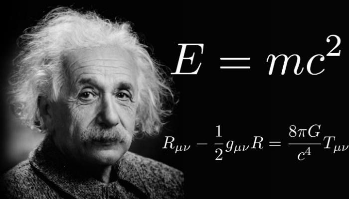 Datos que no sabÃas sobre la ecuación E=mc2 de Albert Einstein