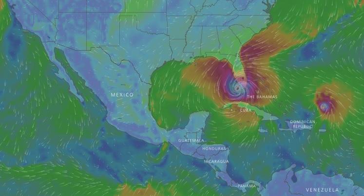 Llegada del huracán Irma a la Florida En VIVO. Después de dejar devastación en la costa norte de Cuba, Irma llega con fuerza a la Florida como huracán categoría 4 con vientos de hasta 215.6 kilómetros por hora. Los últimos reportes del Centro Nacional de Huracanes con sede en Miami, la parte norte del ojo del huracán Irma alcanzó los Cayos de Florida, por lo que se recomienda a las personas no salir de sus hogares ni alejarse de los centros de refugios.