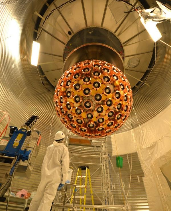 Detector de materia oscura