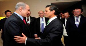 Netanyahu llega a México