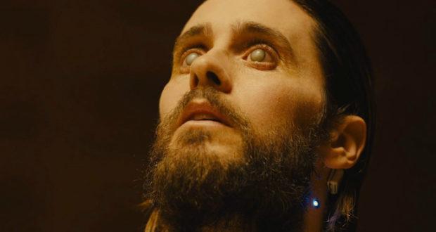 ¿Sabías que Jared Leto se quitó la vista para poder entrar en su personaje en Blade Runner 2049?