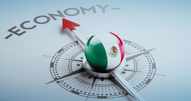 Se registra una caída económica en México en el mes de julio