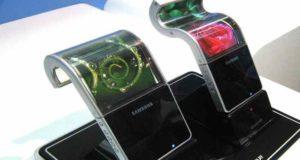 Samsung lanzará un smartphone con pantalla plegable para el 2018