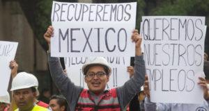 Condición de trabajadores en México