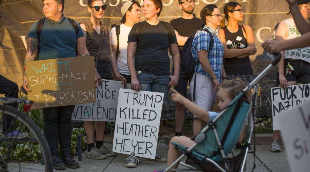Racismo y Trump