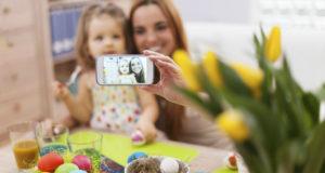 ¿Porqué puede ser un riesgo publicar a las redes sociales fotografías de sus hijos?