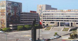 Sismo afectó edificios de gobierno federal y esperan dictamen para saber su condición, entre ellas la sede de la Secretaría de Comunicaciones y Transportes.