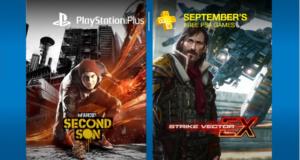 PlayStation compartió la lista de videojuegos que los miembros del programa PS Plus podrán descargar de forma gratuita durante el mes de septiembre.
