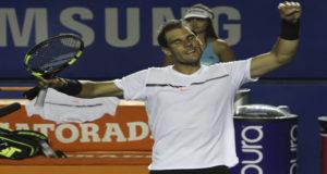 Este martes se dio a conocer parte de la alineación que engalanará el 25 aniversario del Abierto Mexicano de Tenis, teniendo como principales atracciones el número uno del mundo, Rafael Nadal, así como Venus Williams y el actual campeón Sam Querrey.